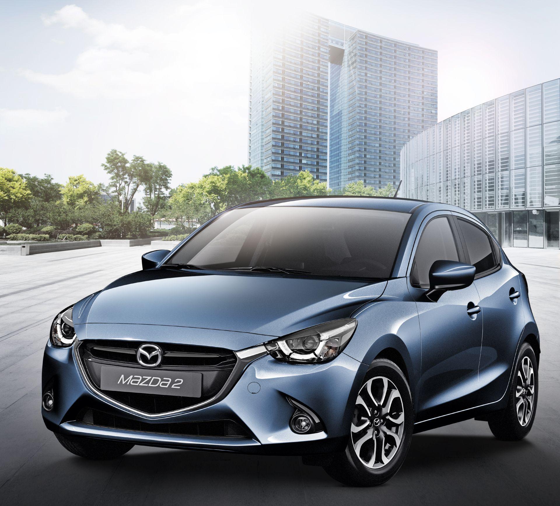 Mazda I Touring Skyactiv