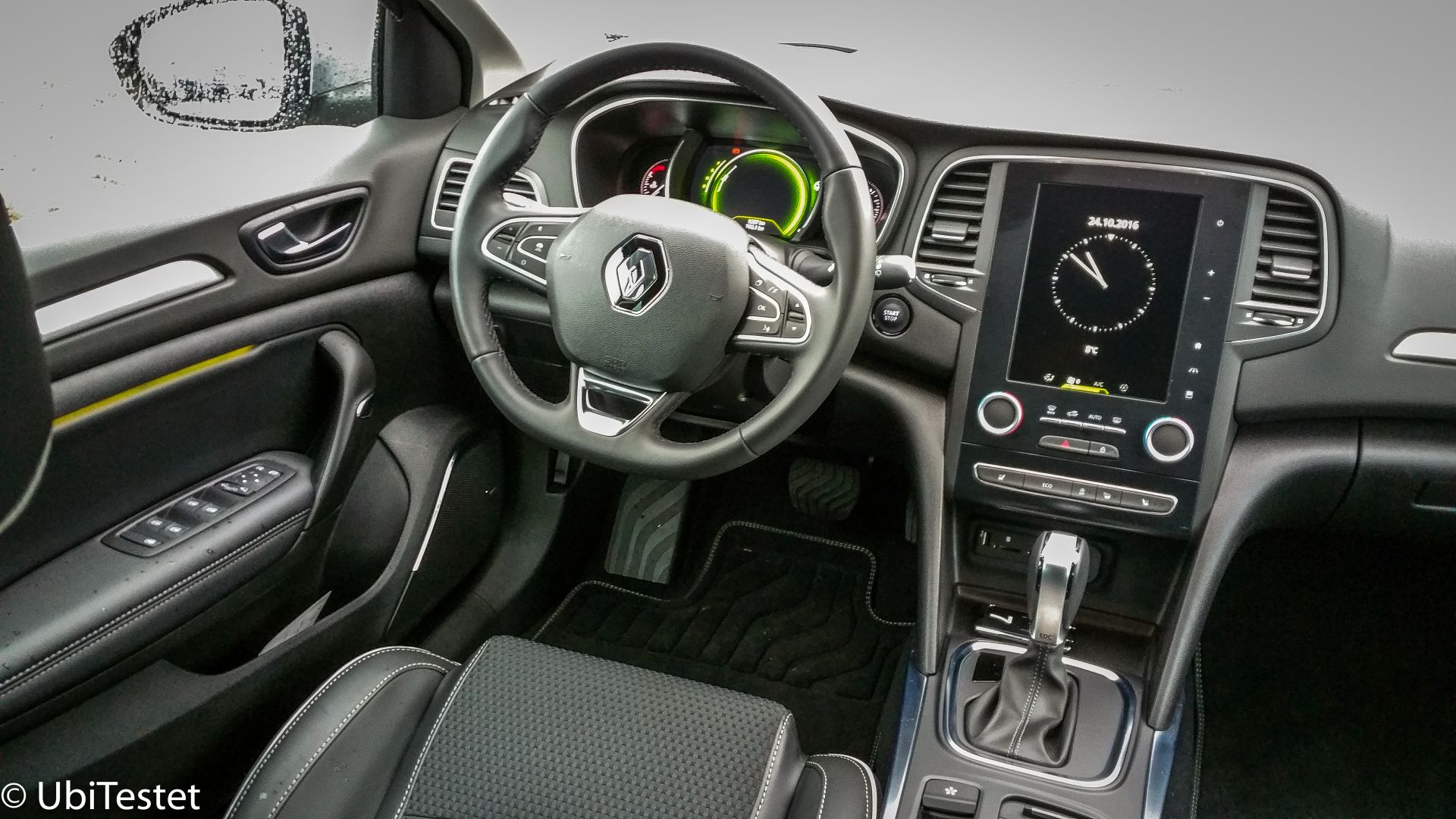 Neuer Star am Himmel der Dienstwagen - der neue Renault Megane Grandtour